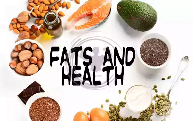How fats are healthy?