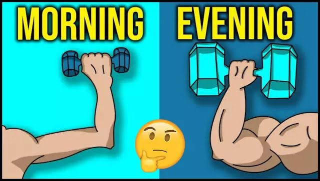 What is the best time to workout