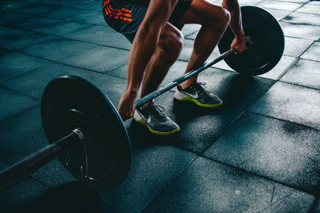 Deadlift - best workouts to gain weight
