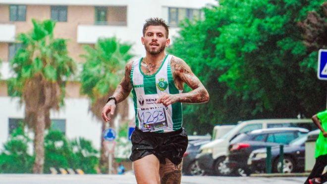 HIIT workout- sprinting