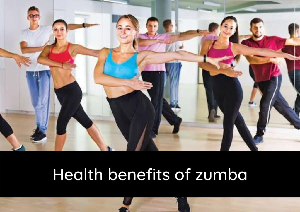 health benefit of zumba